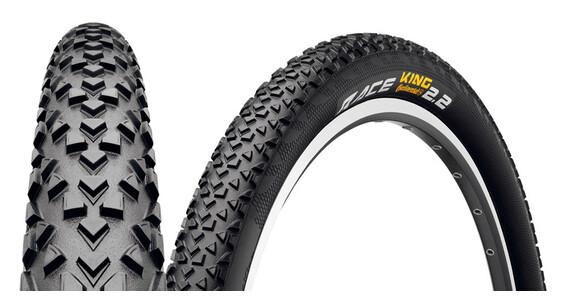 "Continental Race King dæk 2,20"", UST, foldedæk sort"